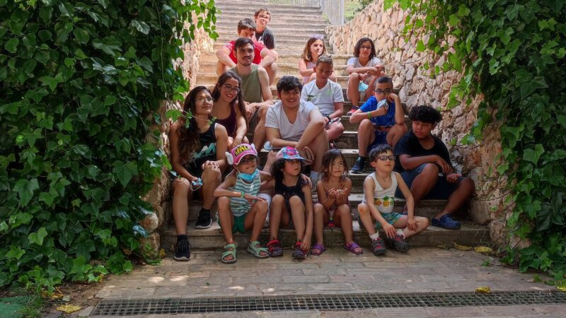 RE-ENCUENTRO DE FAMILIAS