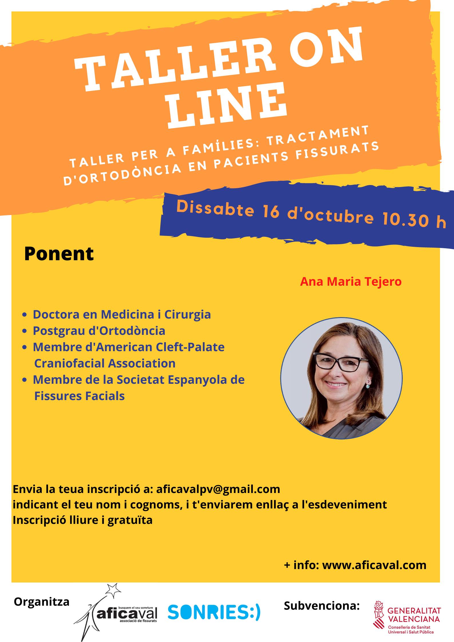 TALLER ON LINE ORTODÒNCIA