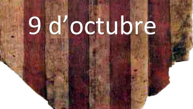 FELIÇ 9 D'OCTUBRE